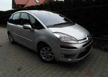 C4 Picasso 1.6 HDI EXCLUSIVE Automat Welur Zadbany