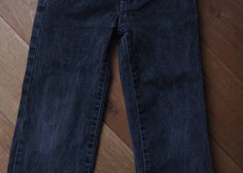 Spodnie jeans 104 cm.