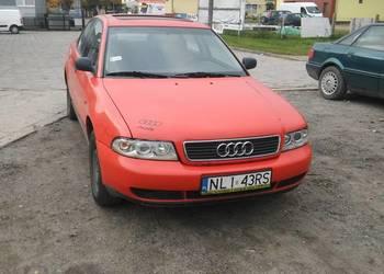 Audi a4 b5.1996 gaz