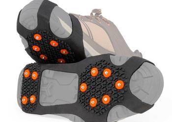 Nakładki antypoślizgowe na buty RAPEKS EASY, KOLCE, RAKI