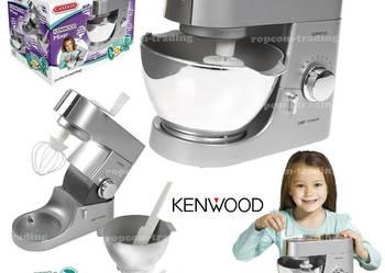 CASDON KENWOOD Robot Kuchenny MIKSER TITANUM dla dzieci AGD