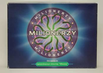 Gra MILIONERZY wersja polska kolekcjonerska