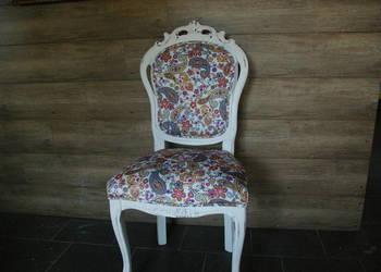 Krzesło po renowacji Ludwik
