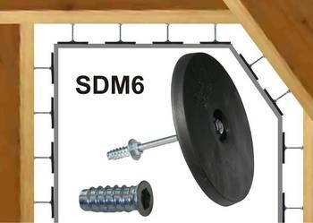 Innowacyjny system do podłoża drewnianego g-k MICHNOSYSTEM W
