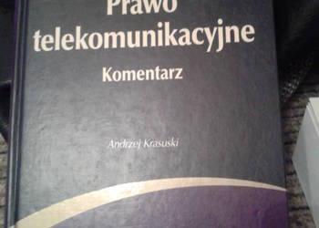 """Prawo telekomunikacyjne.Komentarz""."