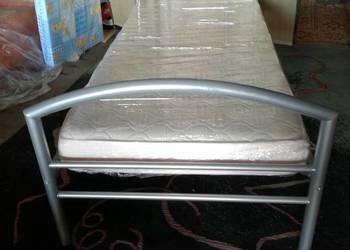 ŁADNE łóżko metalowe