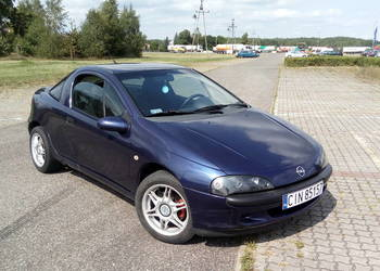 Opel Tigra 1.4LPG