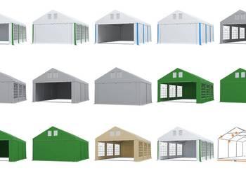 NAMIOT ROYAL 4x6 CAŁOROCZNY Ogrodowy Handlowy Imprezowy PVC