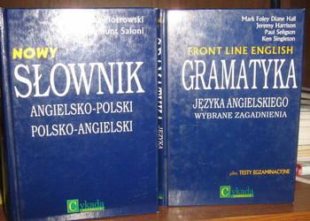Zestaw Słownik angielsko-polski + Gramatyka