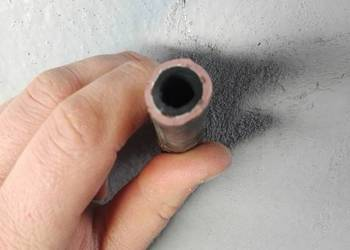 Przewód wąż pneumatyczny gumowy solidny przyczepa naczepa