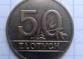 50 ZŁOTYCH 1990 ROK - POLSKA
