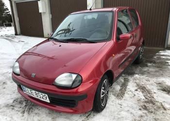 Sprzedam samochód marki Fiat Seicento.