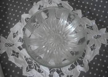 Dawna salaterka kryształowa