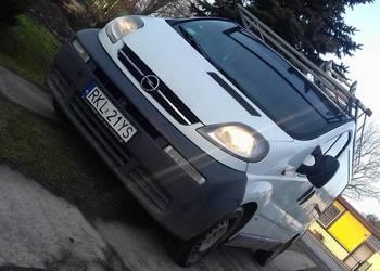 Opel Vivaro Long 1,9 Di