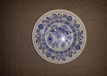 Talerz / miska porcelana Ukraina porcelana