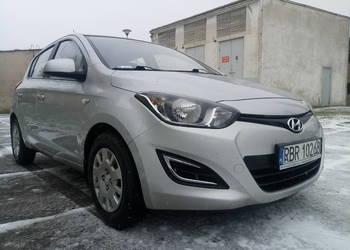 Hyundai i20 LIFT PEŁNY SERWIS ASO