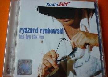 """Płyta CD Ryszard Rynkowski """"Ten typ tak ma"""" 2003"""