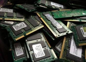 Sprzedam sprawne kości pamięci pamięć dla laptopa, SD RAM