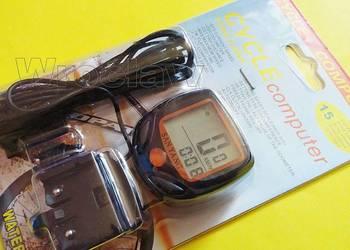 licznik rowerowy 14 funkcji + gratis 3 baterie