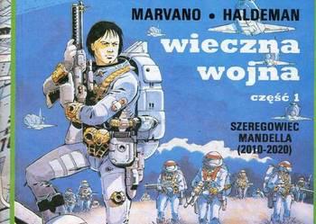 Komiks Fantastyka Wieczna wojna cz.1