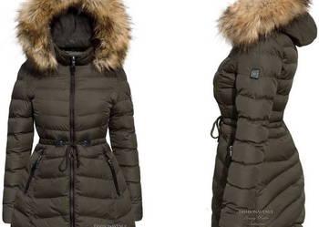Kurtka Damska Zimowa Jenot Asymetryczna #109 fashionavenue