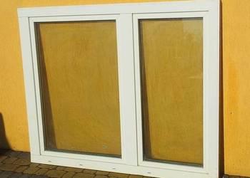 Okna plastikowe PCV używane różne wymiary