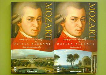 Mozart Dzieła Zebrane 4-7