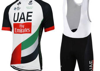 Strój kolarski - Rowerowy UAE