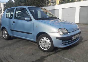 Fiat Seiceto 1.1 WSPOMAGANIE, EL.SZYBY 2001 rok WROCŁAW