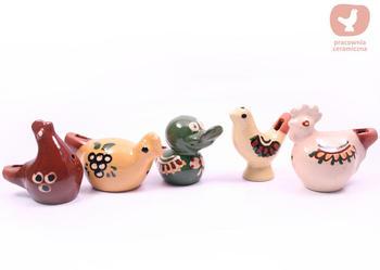 gwizdki ceramiczne
