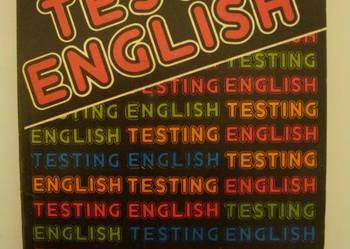 TESTING ENGLISH - HANNA KOMOROWSKA