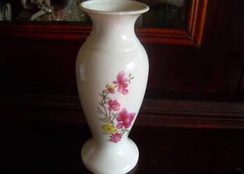 wazon ręcznie malowane kwiatki