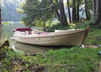 Łódz motorowa sigma + silnik HONDA 10 L