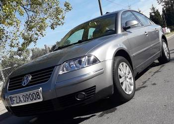 Volkswagen Passat 1.9TDI*130KM**2004r Lift Rej PL**BOGATA