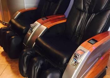 Fotel do masażu na monety