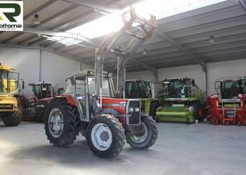 Ciągnik rolniczy Massey Ferguson 390 HiLine