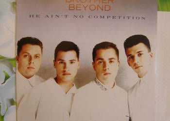 Brother Beyond – He Ain't No Competition, 1 lp