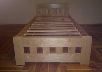 Łóżko  IWONA II  senior 90 X 200 wysokie