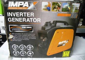 Generator inwentorowy Agregat Prądotwórczy IMPAX 1.4 km