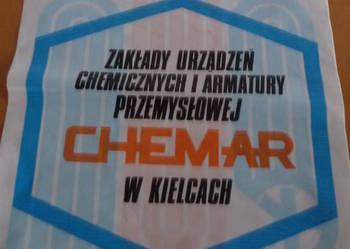 Reklamówka Chemar Kielce - nowa, PRL!