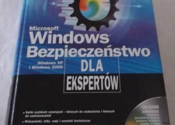 MICROSOFT WINDOWS BEZPIECZEŃSTWO DLA EKSPERTÓW