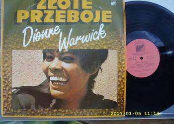 LP,Jazz ;DIONNE WARWICK--ZLOTE PRZEBOJE .
