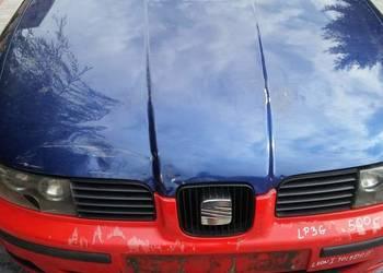Maska pokrywa silnika Seat Leon Toledo II