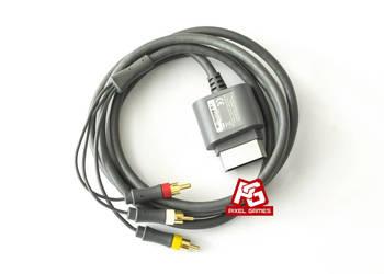 Oryginalny kabel Chinch / AV do konsoli Xbox 360 (KBL)