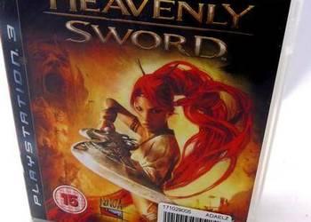 Do sprzedania PS3 HEAVENLY SWORD
