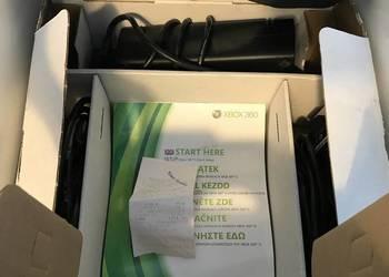 XBOX 360 S 4gb KONSOLA, pad, okablowanie OKAZJA