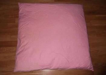 Poduszka puchowa z pierza 80 x 70 cm