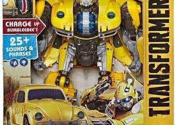 Interaktywny Transformers Bumblebee The Movie Figurka 28 cm.