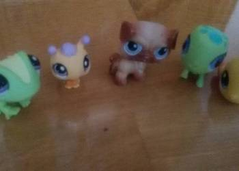 Littlest Pet Shop, 5 figurek