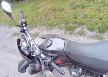 Yamaha XT 660 możliwa zamiana